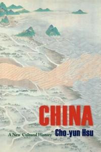 China a new Cultural history