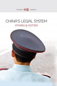 Potter-ChinasLegalSystem-Cover